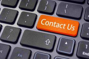 kontakta oss nu tangentbord